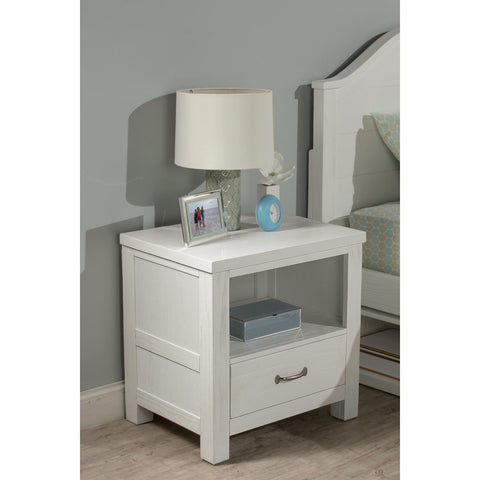 Hillsdale Furniture Highlands Nightstand in White