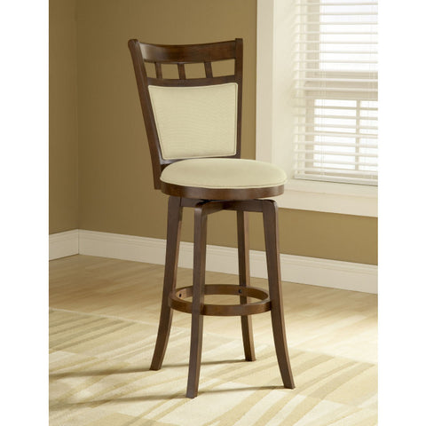 Hillsdale Jefferson Swivel 24 Inch Counter Height Stool