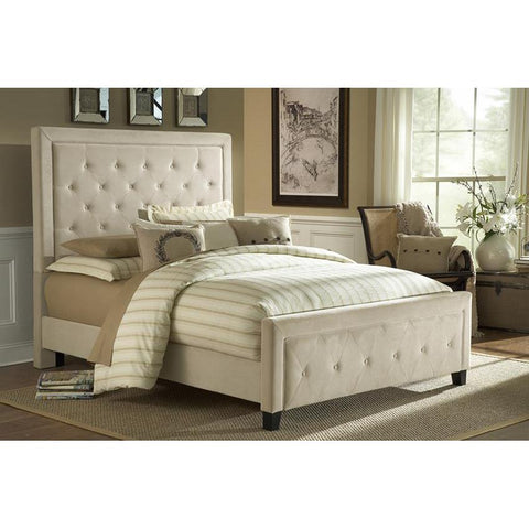 Hillsdale Kaylie Upholstered King / California King Platform Bed