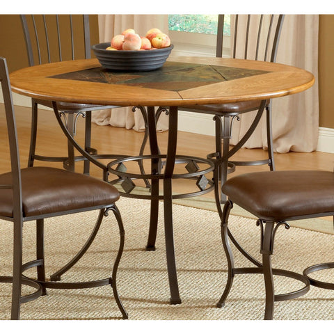 Hillsdale Lakeview 45x45 Round Dining Table