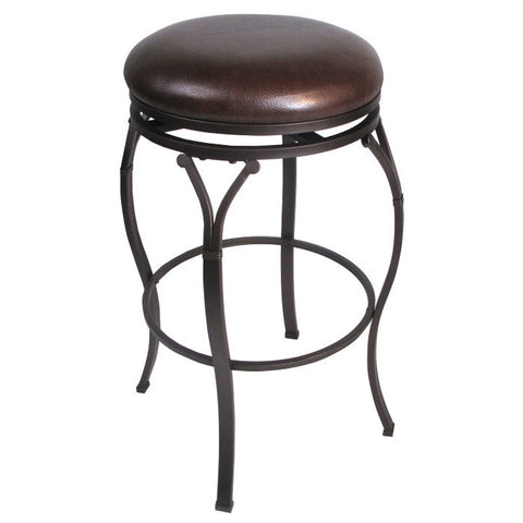 Hillsdale Lakeview Backless Bar Barstool
