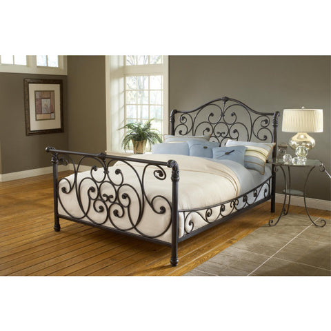Hillsdale Mandalay Sleigh Bed