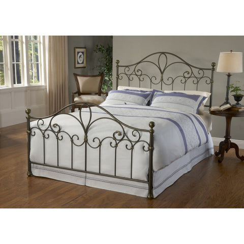 Hillsdale Meade Panel Bed