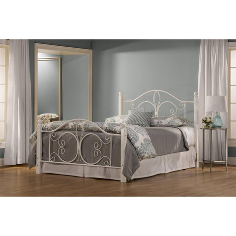 Hillsdale Ruby Wood Post Bed Set