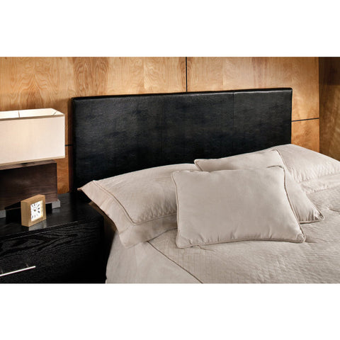 Hillsdale Springfield Panel Headboard in Black