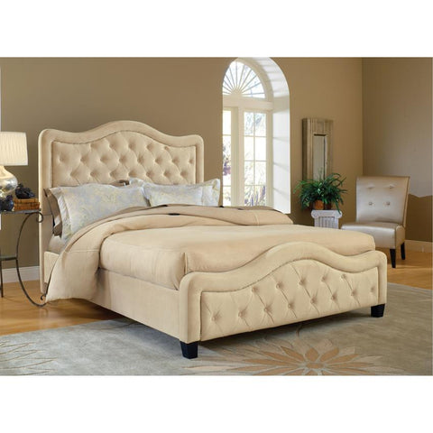 Hillsdale Trieste Upholstered King/Cal King Bed