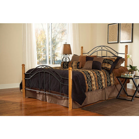 Hillsdale Winsloh Panel Bed