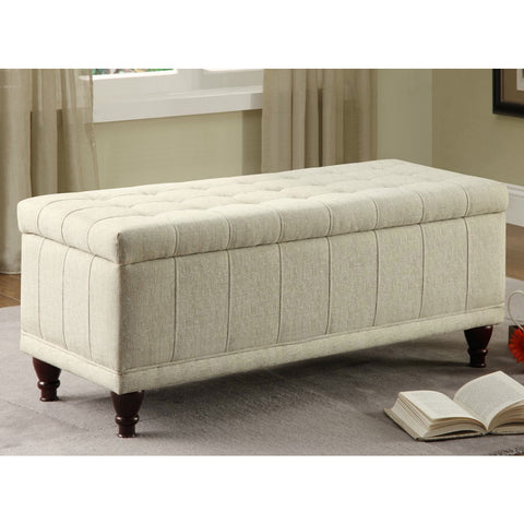 Homelegance Afton Lift Top Storage Bench
