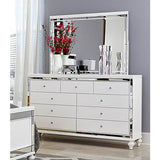 Homelegance Alonza Dresser In White