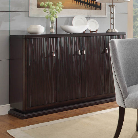 Homelegance Chicago 60 Inch Server in Deep Espresso
