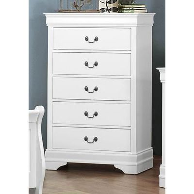 Homelegance Mayville Chest In White