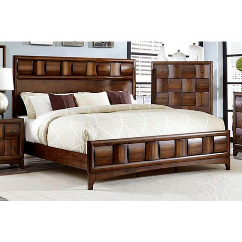Homelegance Porter Bed In Walnut