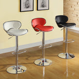 Homelegance Ride Black Airlift Swivel Stool