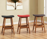 Homelegance Ride Counter Height Stool w/ Red Seat