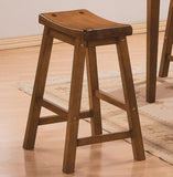 Homelegance Saddleback 29 Inch Stool