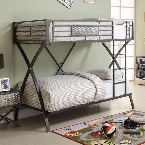 Homelegance Spaced Bunk Bed