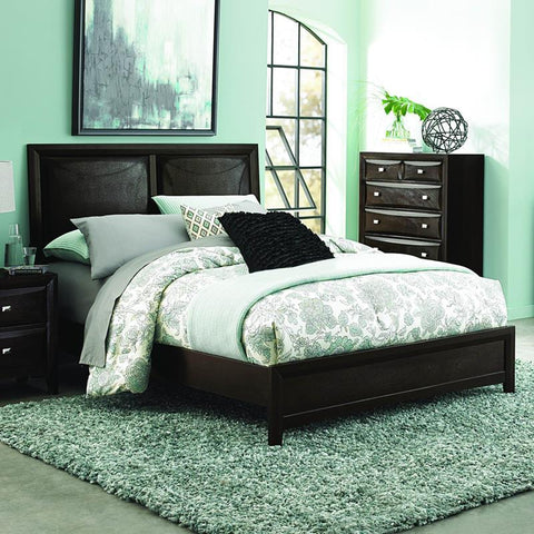 Homelegance Summerlin Platform Bed in Espresso