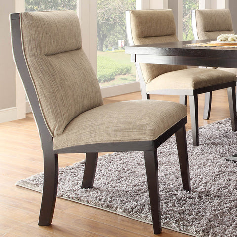 Homelegance Tanager Side Chair in Dark Espresso