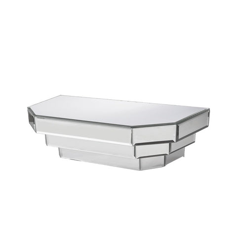 Howard Elliott 11062 Contemporary Stepped Console Shelf