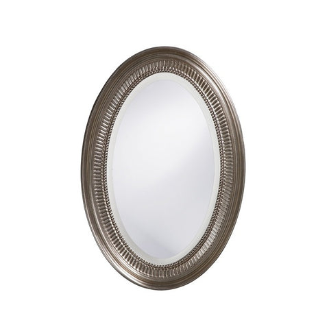 Howard Elliott 21116 Ethan Brushed Nickel Mirror