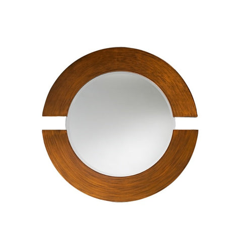 Howard Elliott 2174 Orbit Brushed Copper Mirror