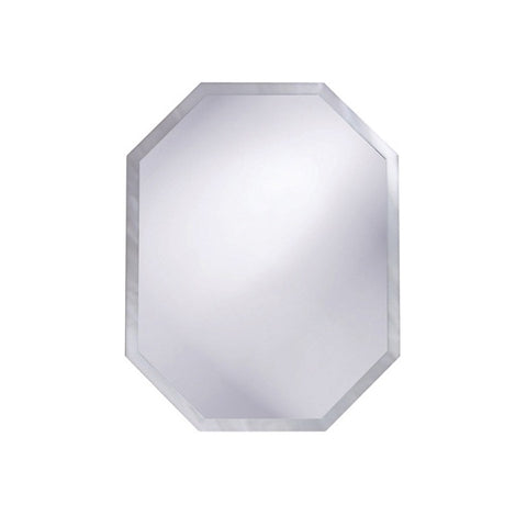 Howard Elliott 36001 Octagonal Beveled Frameless Mirror