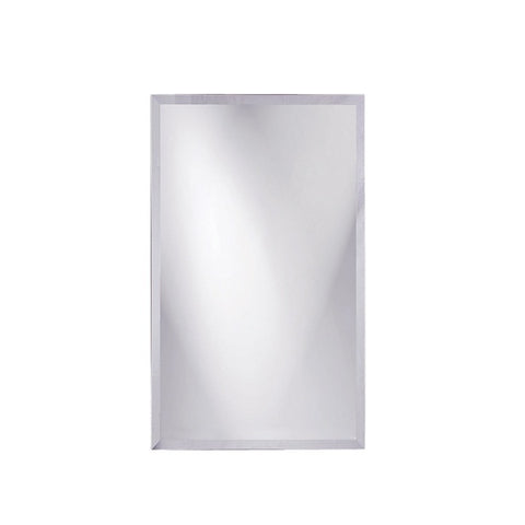 Howard Elliott 36006 Rectangle Beveled Frameless Mirror