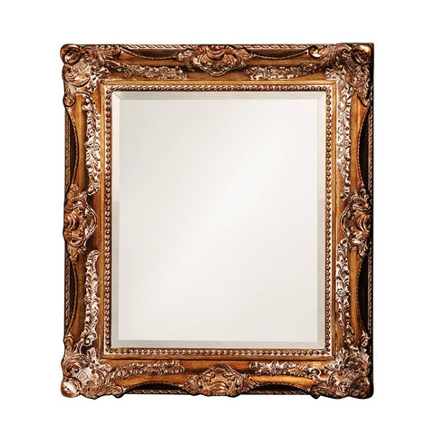 Howard Elliott 4028 Thames Antique Bronze Mirror