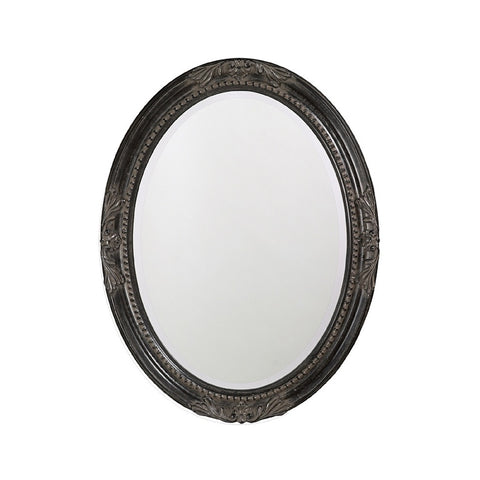 Howard Elliott 4081 Queen Ann Antique Black Mirror
