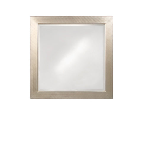 Howard Elliott 5036 Millennium Silver Leaf Square Mirror