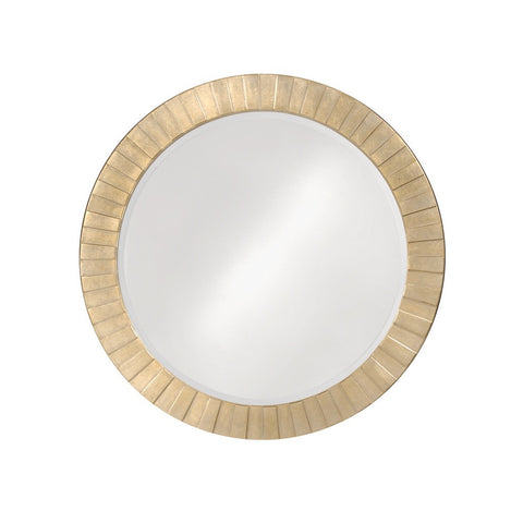 Howard Elliott 6002 Serenity Silver Leaf Mirror