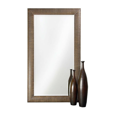 Howard Elliott 6062 Alexander Antique Bronze Mirror