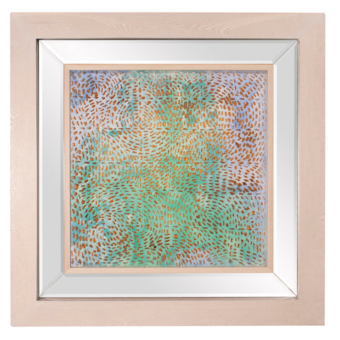 Howard Elliott 64044 Multi-Pastel Colored Wall Art I