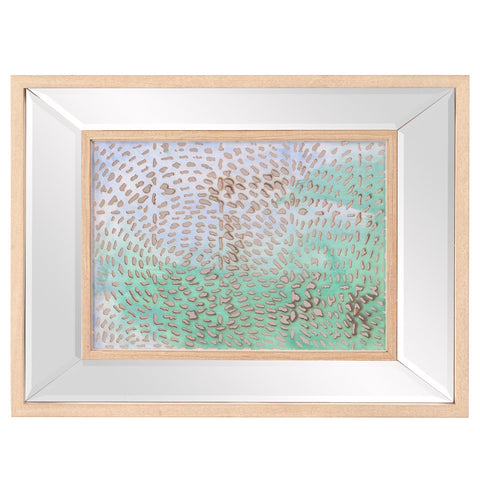 Howard Elliott 64045 Multi-Pastel Colored Wall Art II