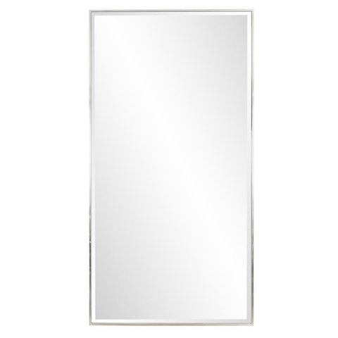 Howard Elliott Apollo Oversized Silver Mirror