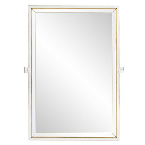 Howard Elliott Axel Rectangular Mirror