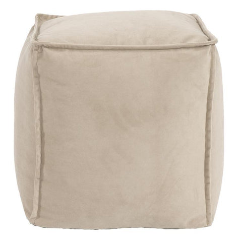 Howard Elliott Bella Sand Square Pouf