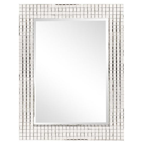 Howard Elliott Disco Tiled Mirror