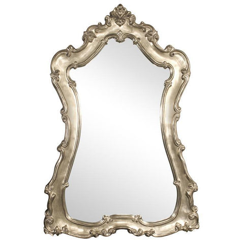 Howard Elliott Lorelei Champagne Silver Mirror