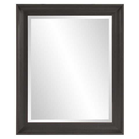 Howard Elliott Parker Black Rectangle Mirror