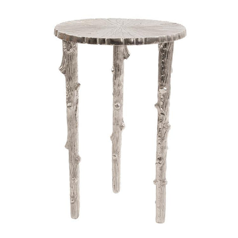 Howard Elliott Silver Tree Pedestal