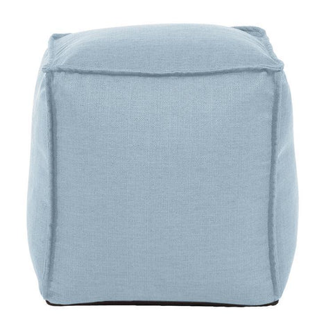 Howard Elliott Sterling Breeze Howard Elliott Square Pouf
