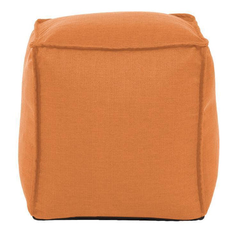 Howard Elliott Sterling Canyon Square Pouf