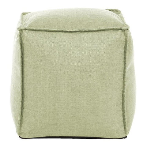 Howard Elliott Sterling Willow Howard Elliott Square Pouf