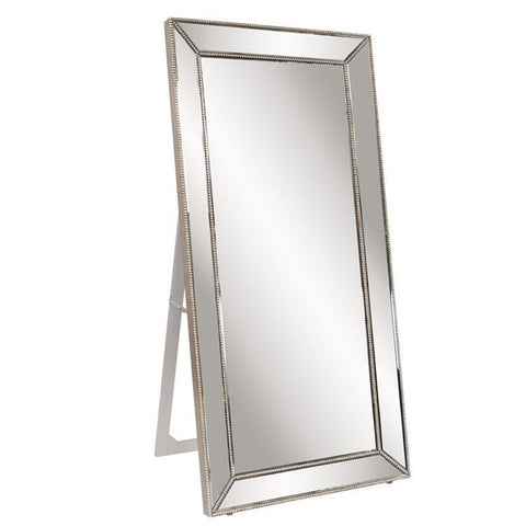 Howard Elliott Titus Mirrored Standing Mirror