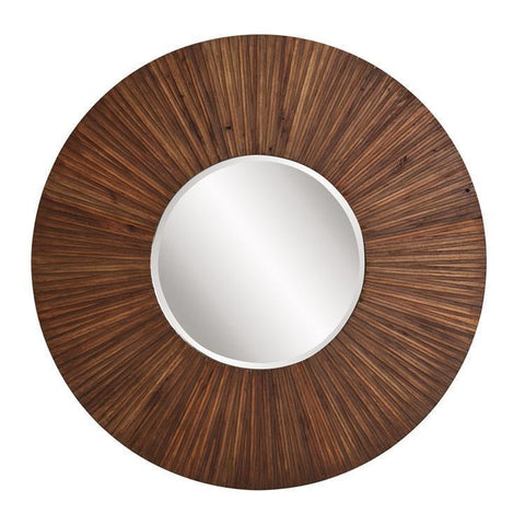 Howard Elliott Walden Wood Plank Mirror