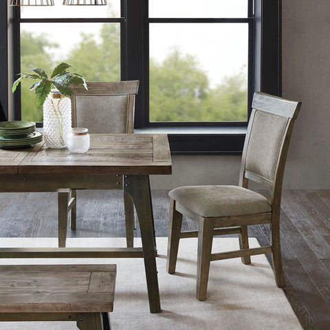 INK+IVY Oliver Dining Side Chair(Set of 2pcs)