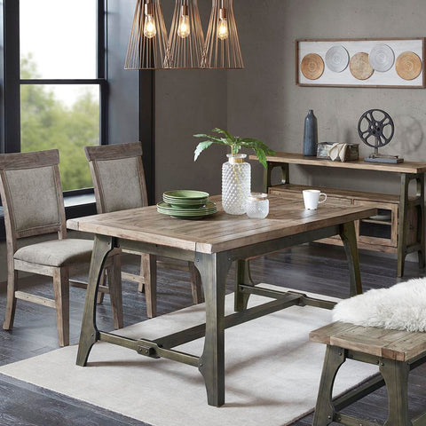 INK+IVY Oliver Extension Dining Table