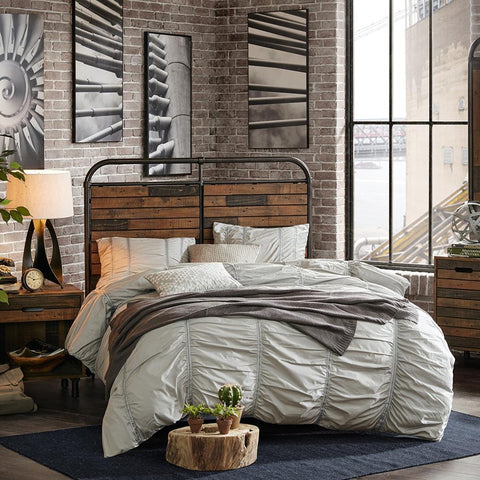 INK+IVY Renu Queen Headboard Queen