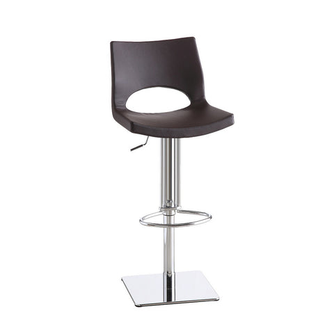 J&M Furniture C203-3 Brown Swivel Barstool